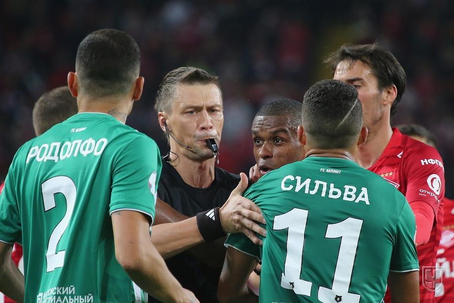 Спартак Москва загуби изненадващо у дома с 1:2 от Ахмат