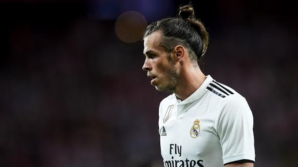 Уелската звезда в атаката на Реал Мадрид Гарет Бейл не