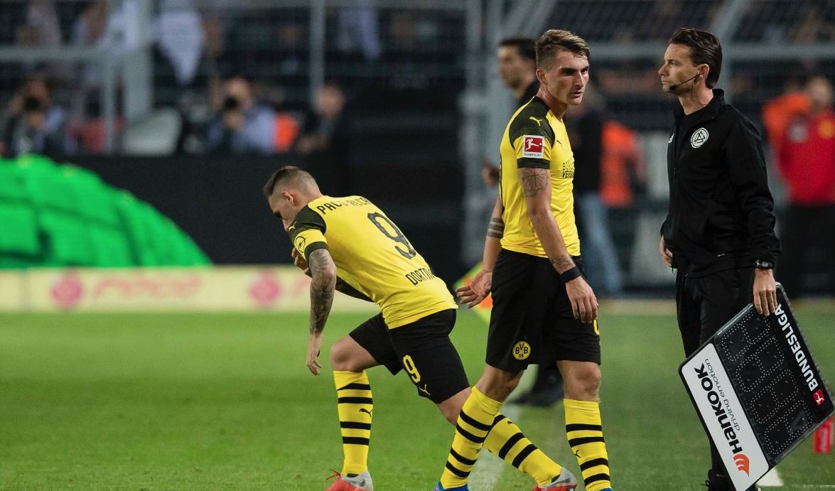 Борусия (Дортмунд) няма да може да разчита на полузащитника Томас