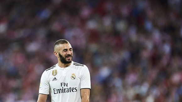 Централният нападател на Реал Мадрид Карим Бензема е наясно с