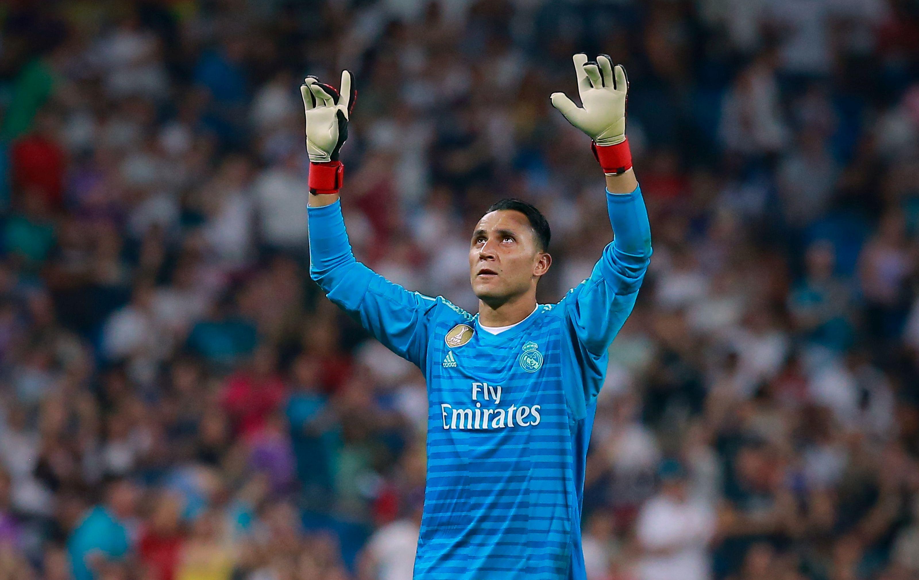 Вратарят на Реал Мадрид Кейлор Навас обмисля дали да напусне