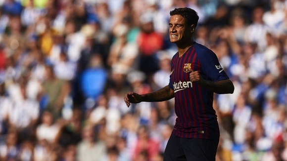 Полузащитникът на Барселона Филипе Коутиньо поставя Лионел Меси над всички