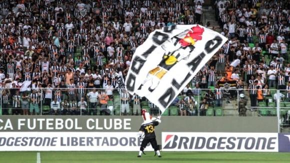 Ръководството на бразилския футболен клуб Атлетико Минейро порица собствените си