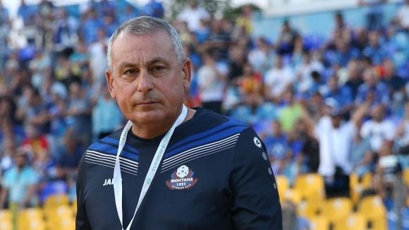Спортният директор на Монтана Михаил Мадански бе много доволен от