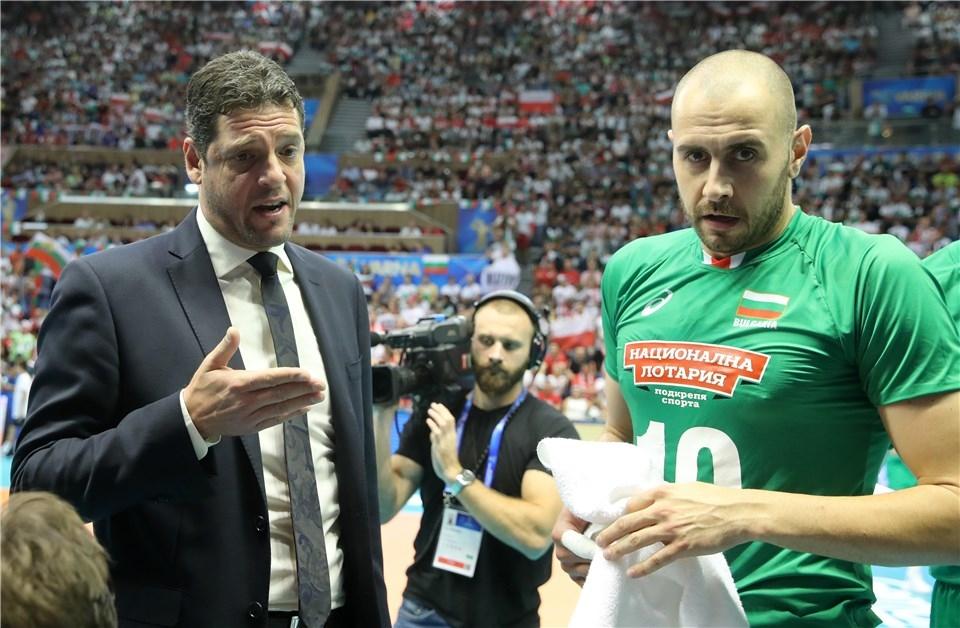 Селекционерът на България по волейбол Пламен Костантинов сподели след поражението