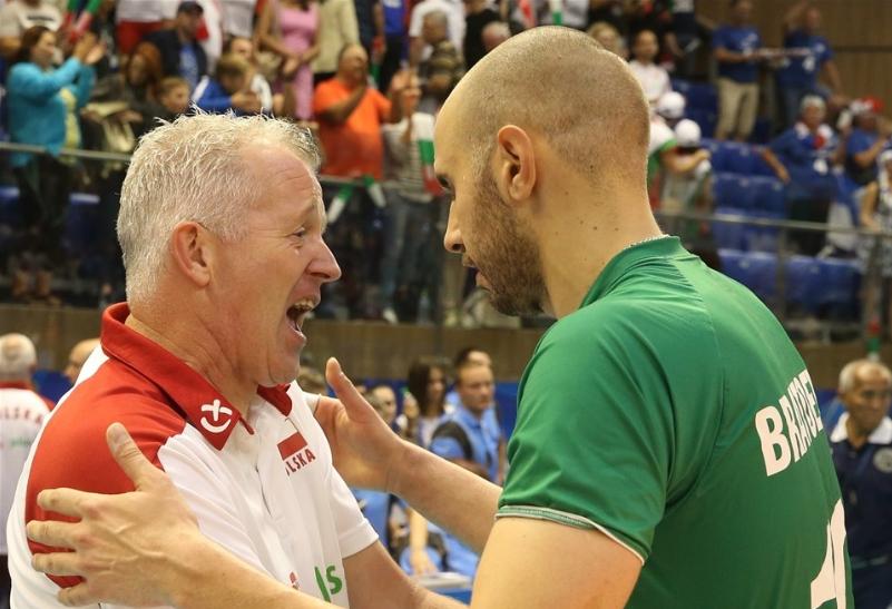 След загубата на България с 1:3 гейма от Полша в