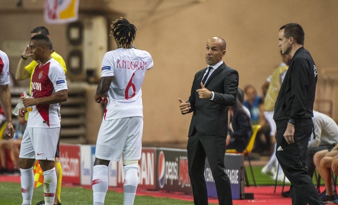 Старши треньорът на Монако Леонардо Жардим обясни причините за загубата