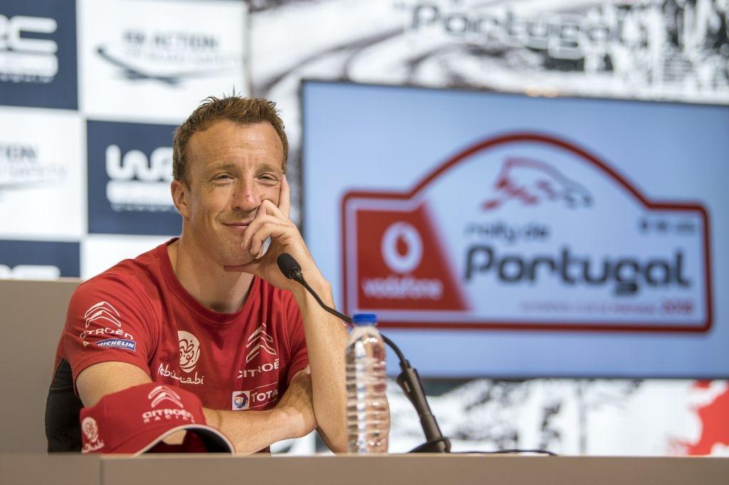 Шефът на Toyota в Световния рали шампионат (WRC) Томи Макинен