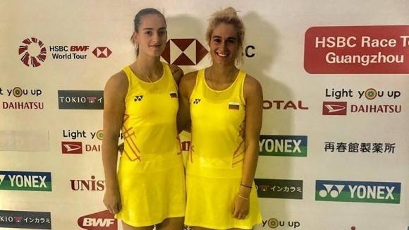 Българките Стефани Стоева и Габриела Стоева се класираха за втория