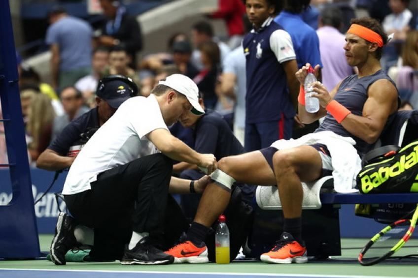Рафаел Надал ще пропусне турнирите по тенис в Шанхай и