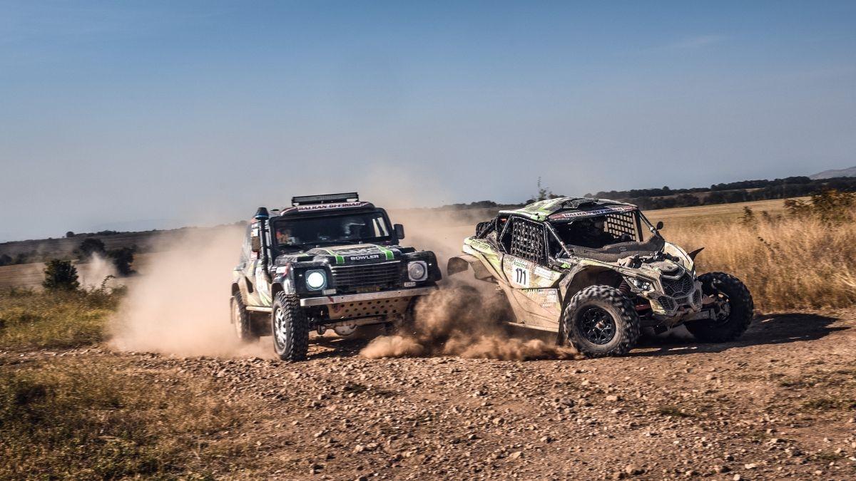 Мегамаратонския четвърти ден на международната надпревара Balkan Offroad Rallye 2018