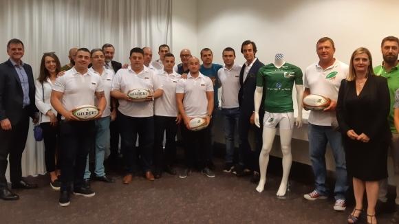 Националният отбор по ръгби на България открива новата си серия