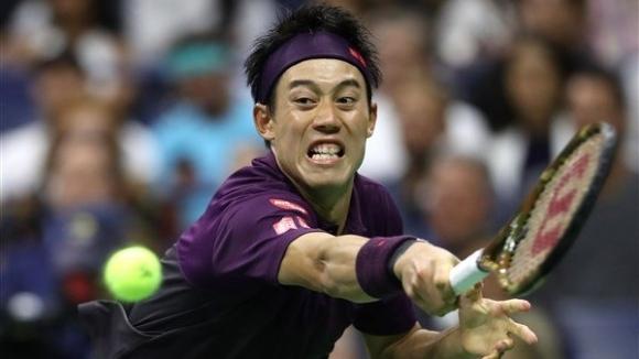 Водачът в схемата Кей Нишикори (Япония) се класира за четвъртфиналите