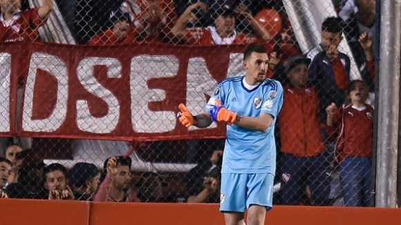 Аржентинското дерби от четвъртфиналите за Копа Либертадорес между Индепендиенте и