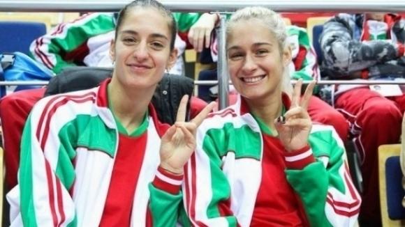 Българките Стефани Стоева и Габриела Стоева се класираха за четвъртфиналите