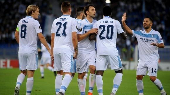 Отборът на Лацио постигна ценна домакинска победа с 2:1 над