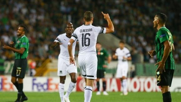 Краснодар надви с 1:0 турския Акхисарспор в среща от група