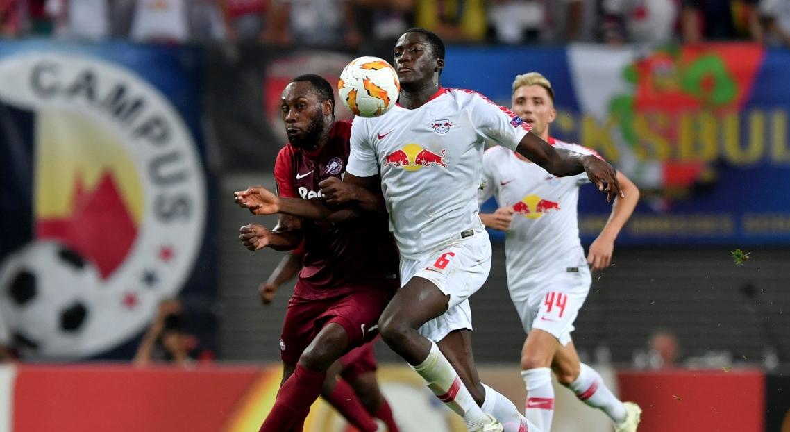 РБ (Лайпциг) и Ред Бул (Залцбург) изиграха един от най-атрактивните