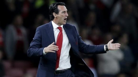 Мениджърът на Арсенал Унай Емери скастри своите играчи след успеха