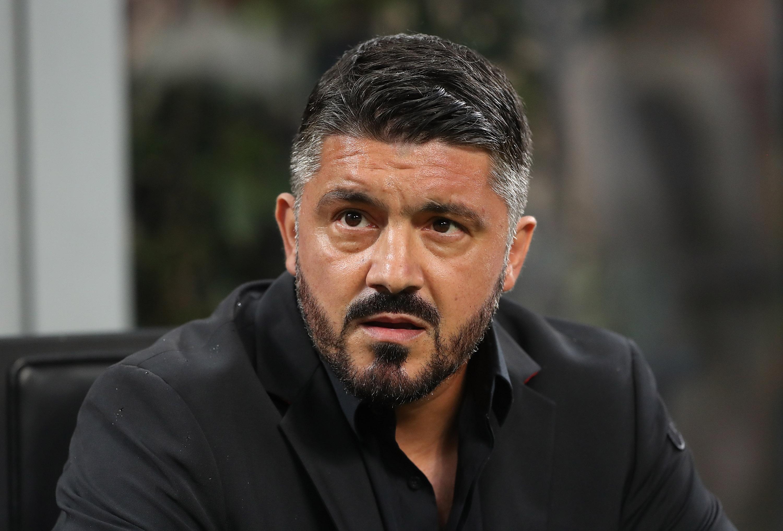 Треньорът на Милан Дженаро Гатузо остана доволен от победата с