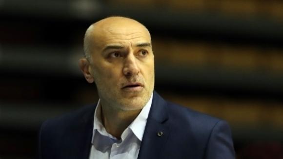 Старши треньорът на Берое Любомир Минчев изрази задоволство от положителния