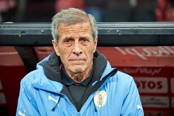 Селекционерът на Уругвай Оскар Табарес подписа нов договор с Футболната