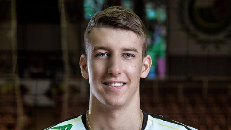 Разпределителят Денимир Димитров е новият капитан на Добруджа 07. 23-годишният