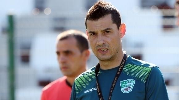Старши треньорът на Берое Александър Томаш сподели първите си впечатления