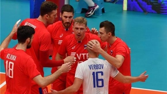Победителят във волейболната Лига на нациите Русия запази реални шансовете