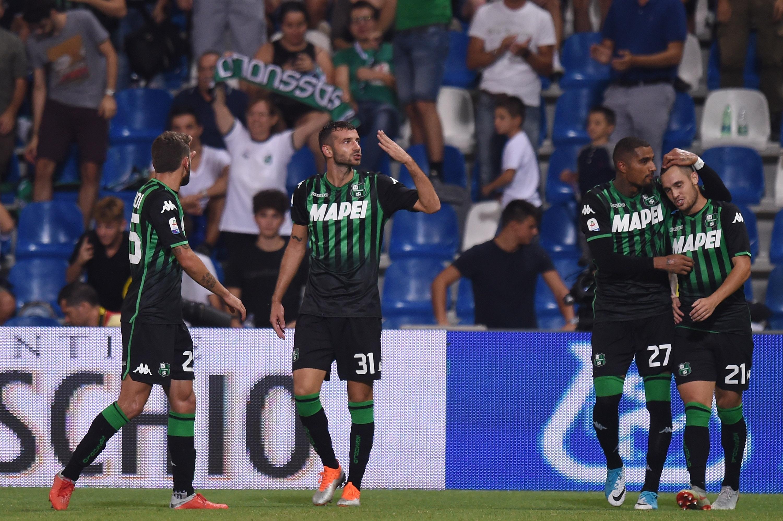 Сасуоло победи Емполи с 3:1 в първия мач от 5-ия
