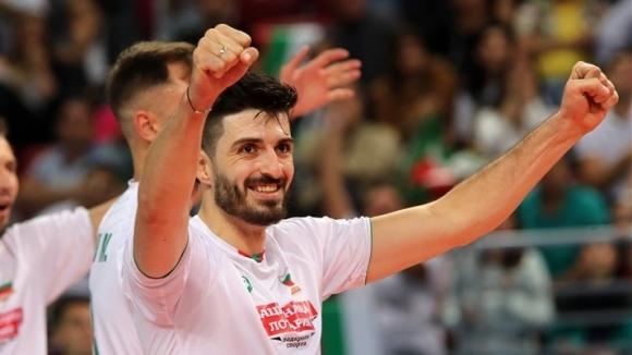 Тодор Скримов стана герой за България при победата над Иран