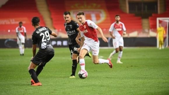 """Монако продължава да буксува в Лига 1. """"Монегаските"""" записаха пети"""