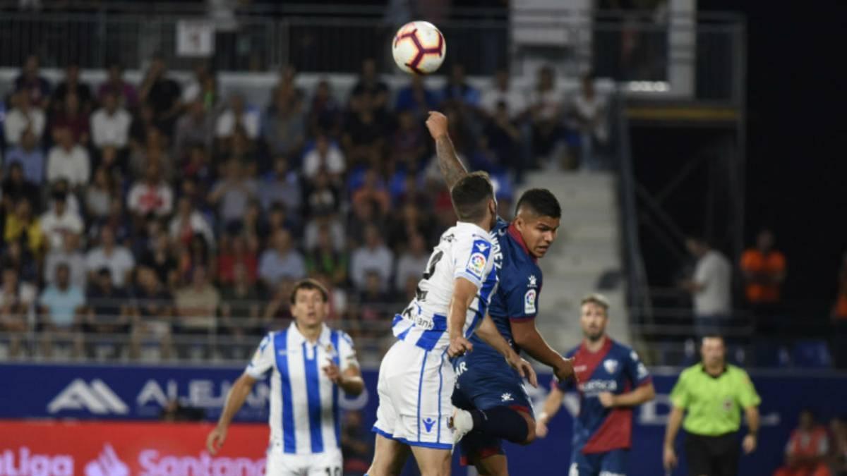 Реал Сосиедад победи Уеска с 1:0 акто гост в първия