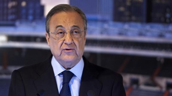 Президентът на Реал Мадрид Флорентино Перес разкри, че клубът не