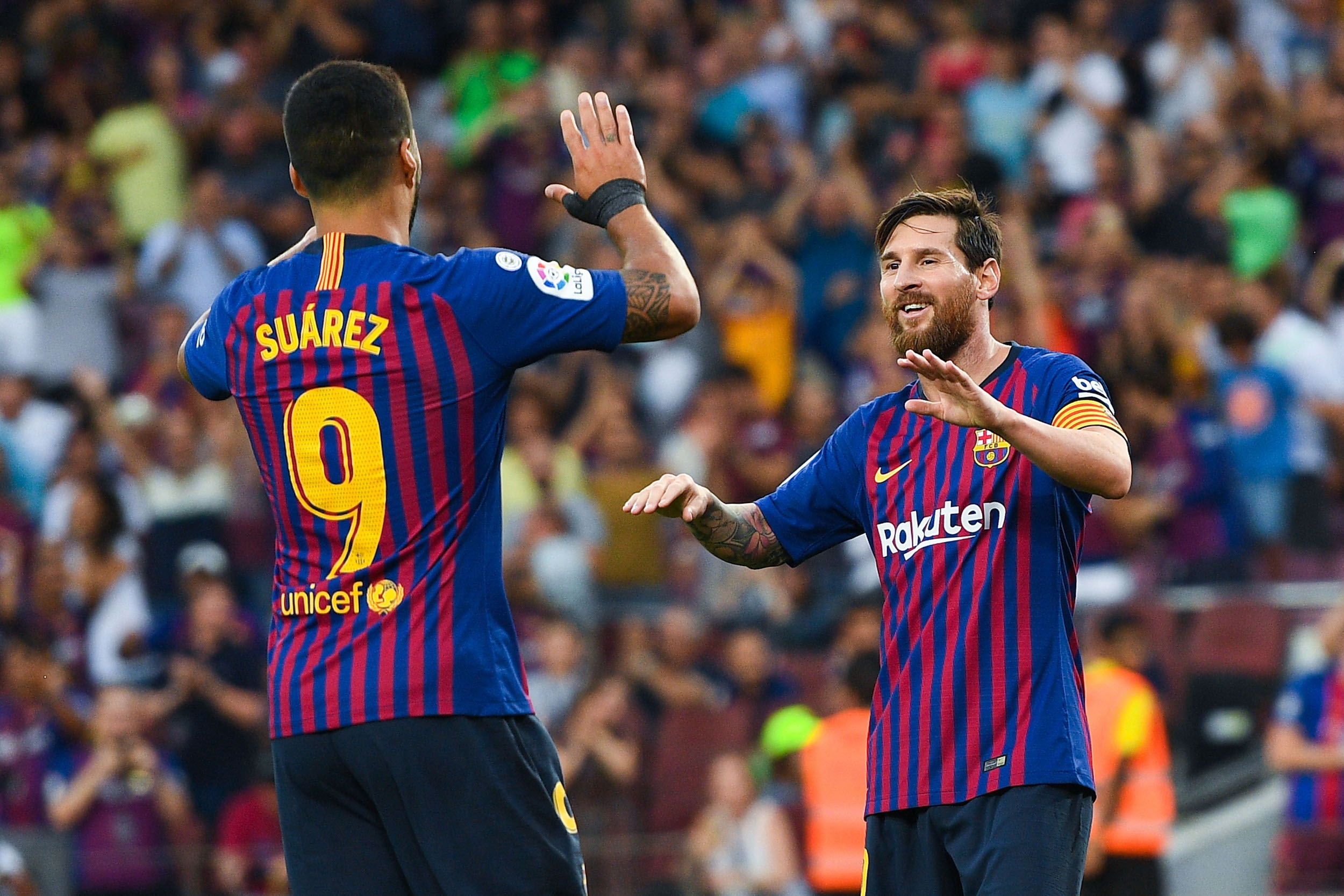 Шампионът Барселона е клубът с най-много чужденци в първия си