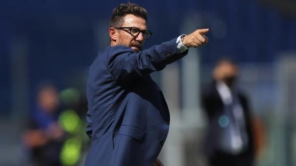 Отборът на Рома ще опит да излезе от тежката ситуацията
