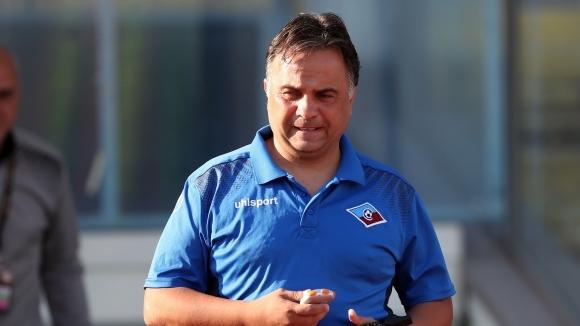 Наставникът на Септември (София) Николай Митов беше разочарован след поражението