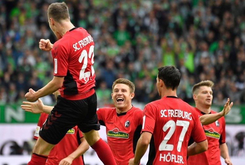 След силното си начало на сезона тимът на Волфсбург допусна