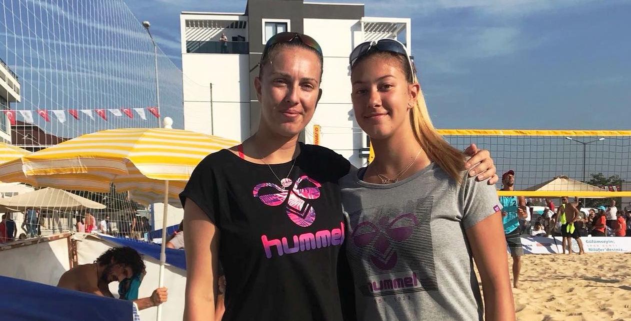 И двете български двойки се класираха за полуфиналите на Балканското
