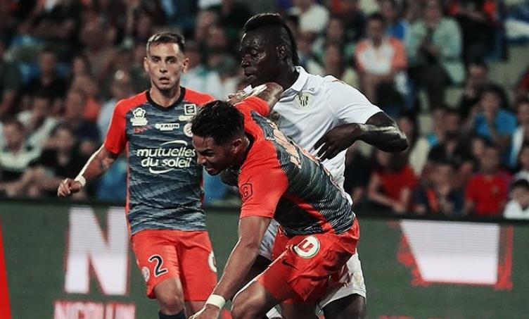 Отборът на Монпелие победи с 1:0 Ница в мач от