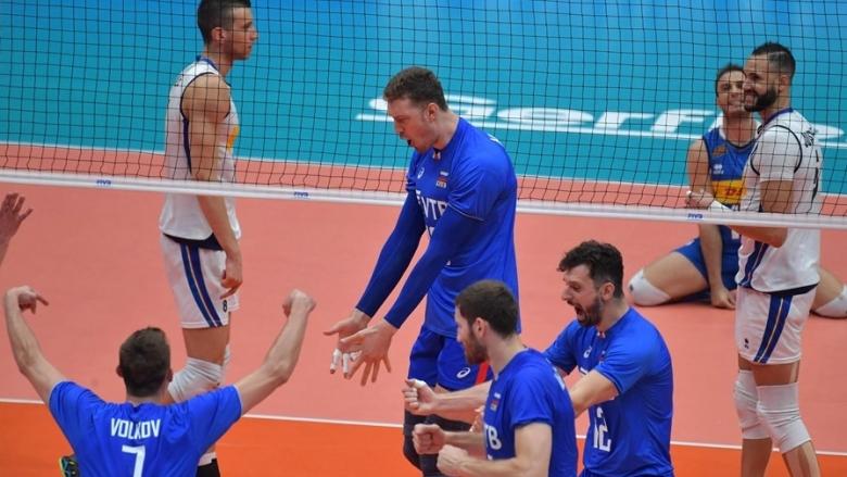 Националите на Русия записаха втори успех във втората фаза на