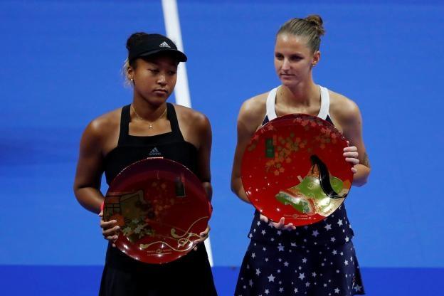 Каролина Плишкова победи изненадващо шампионката от откритото първенство на САЩ