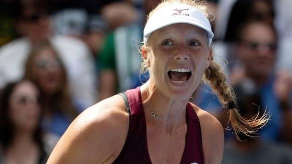 Холандката Кики Бертенс спечели турнира по тенис на твърди кортове