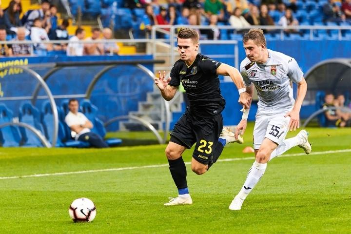 Ростов записа трето поредно равенство в Премиер лигата след 0:0