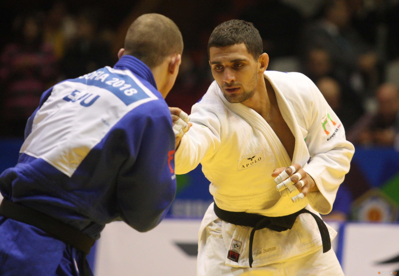 Българинът Ивайло Иванов отпадна във втория кръг в категория до