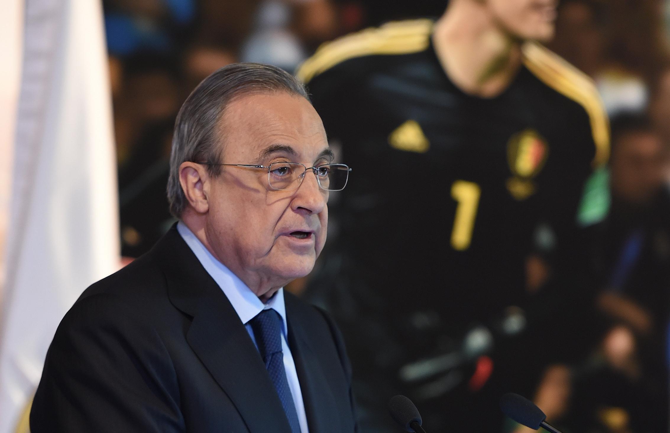 Реал Мадрид категорично се противопоставя на плановете за провеждане на