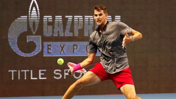 Австрийската тенис звезда Доминик Тийм спечели титлата в турнира от