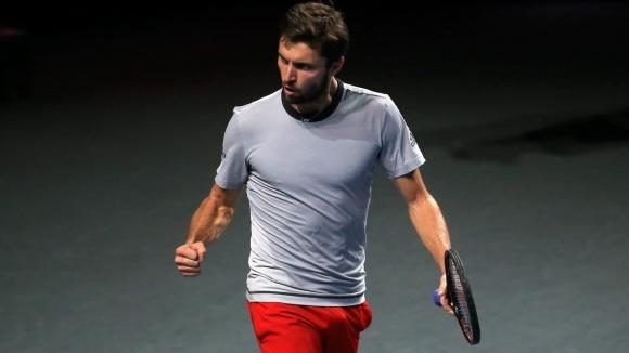 Жил Симон спечели титлата на турнира по тенис в Метц