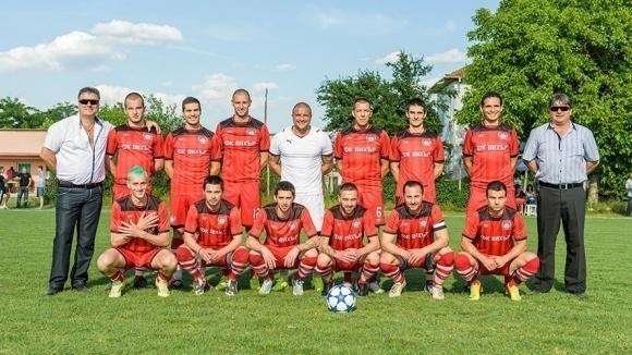 Отборът на Вихър (Славяново) победи в Дряново местния Локомотив с