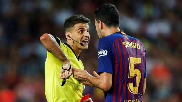 От лагера на Барселона реагираха бурно след равенството 2:2 с